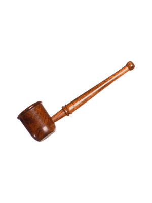 Wood Pipe Med. Head