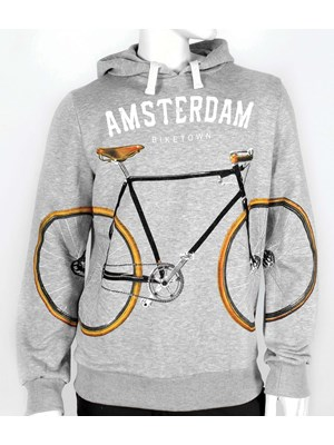 Bicycle Hooded Sweater