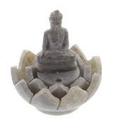 Buddha Stone Incense Holder