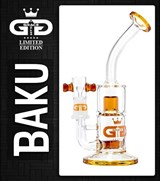 Grace Glass Baku Bubbler