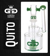 Grace Glass Quito Bubbler