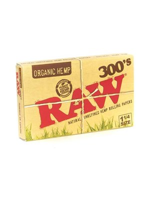 Raw Organique 300'S - 1¼ Size