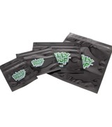 Smelly Proof Bags - Black