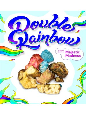 Double Rainbow - Psilocybe Magic Truffles