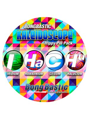 Kaleidoscope - Trippy Pill Pack